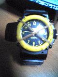 FMラジオ付腕時計ando_EH1_153の写真